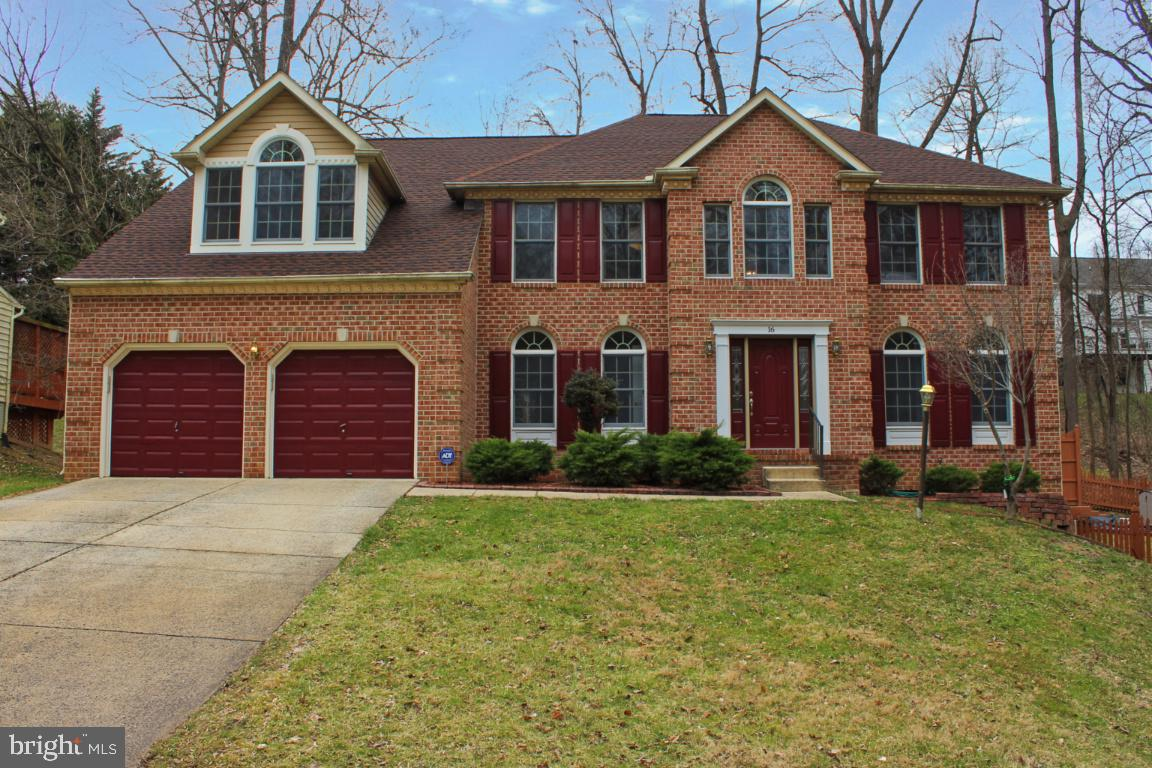 16 WOOD RAVEN COURT, BALTIMORE, MD 21234