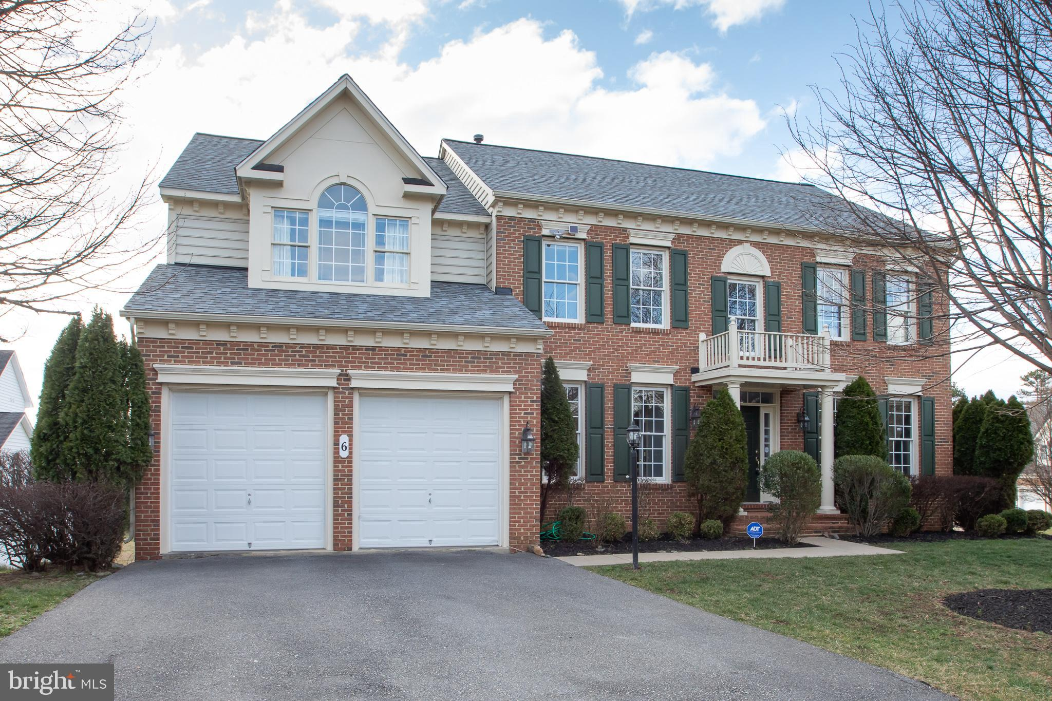 6 SWEETWOOD COURT, ROCKVILLE, MD 20850
