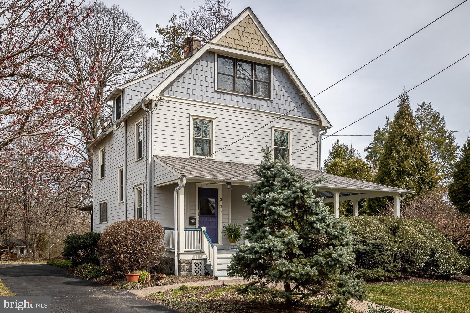 313 DICKINSON AVENUE, SWARTHMORE, PA 19081