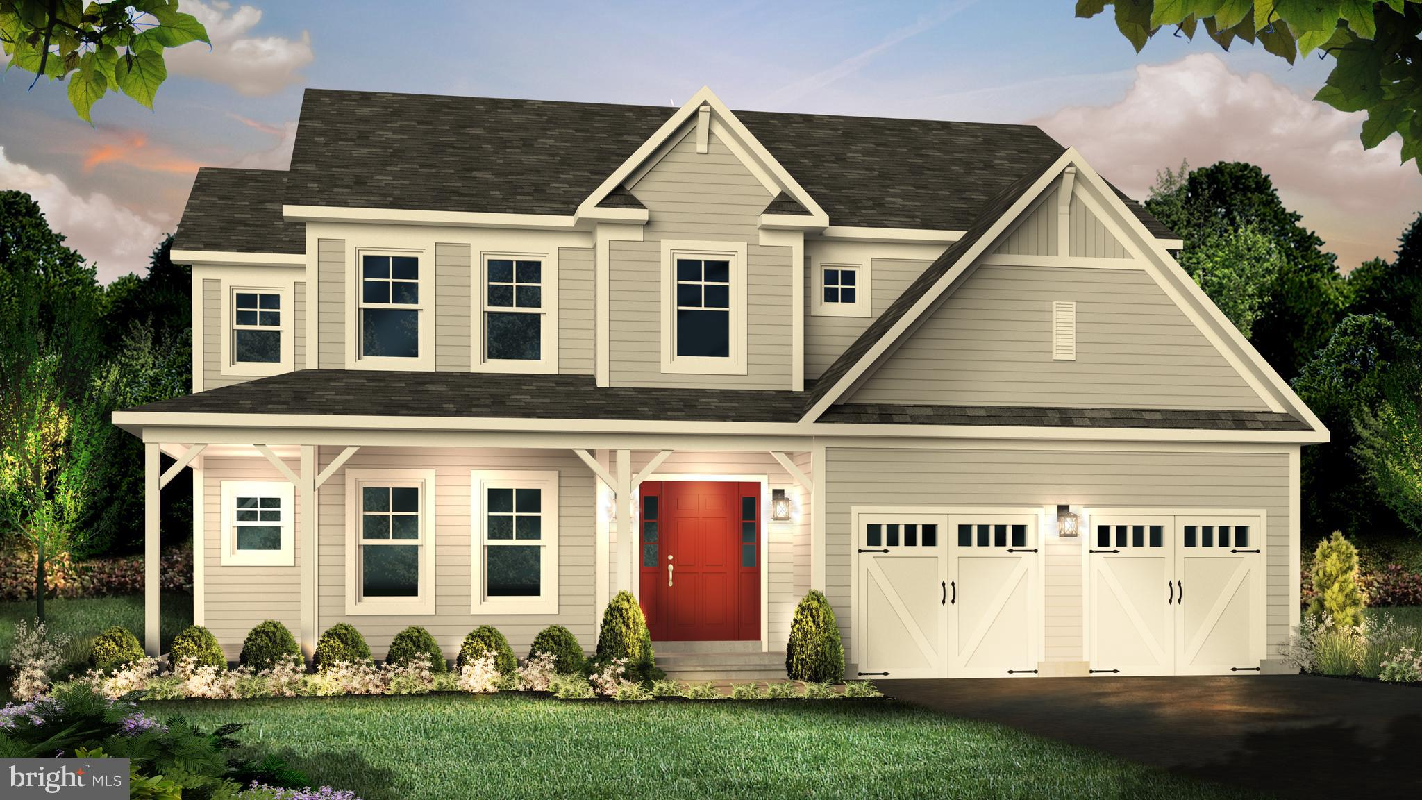 Fairview Model BAYBERRY AVENUE, PENNSBURG, PA 18073