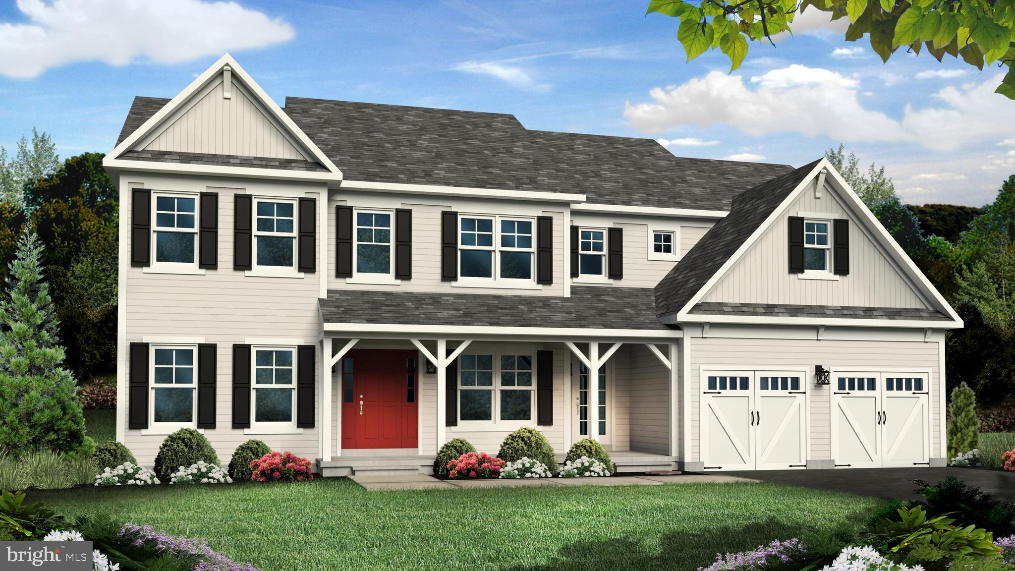 Oxford Model BAYBERRY AVENUE, PENNSBURG, PA 18073