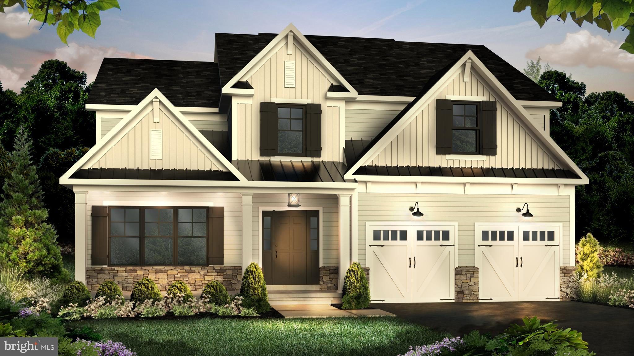 Rowley Model BAYBERRY AVENUE, PENNSBURG, PA 18073