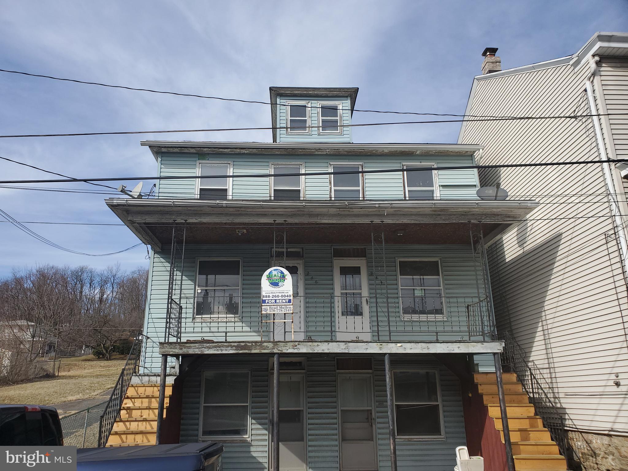 244 VALLEY STREET, NEW PHILADELPHIA, PA 17959