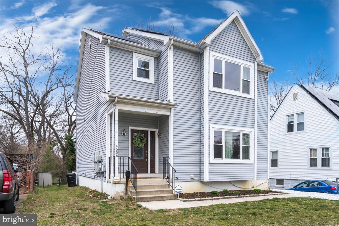 4506 37TH STREET, BRENTWOOD, MD 20722