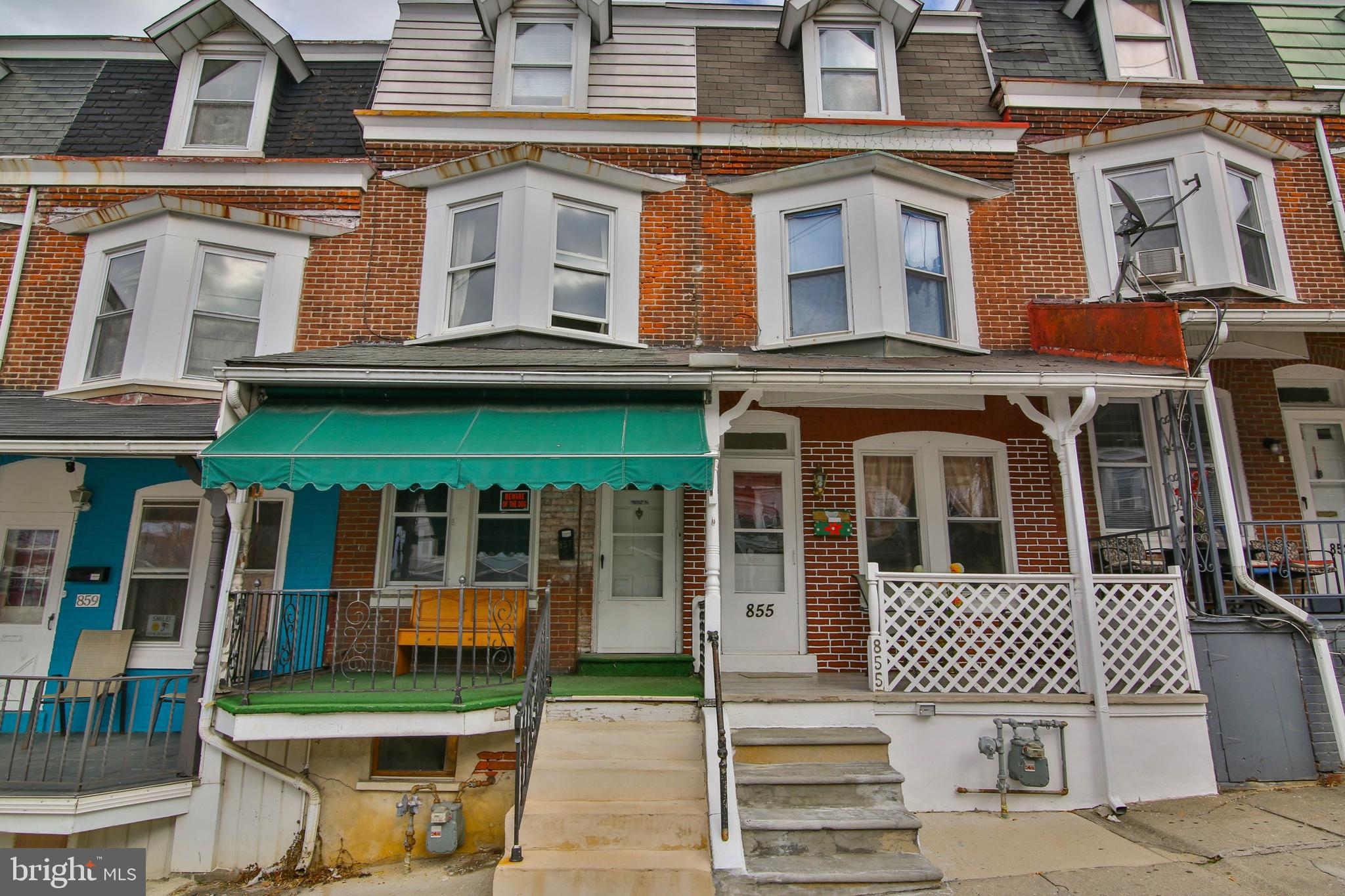 857 N 8TH STREET, ALLENTOWN, PA 18102
