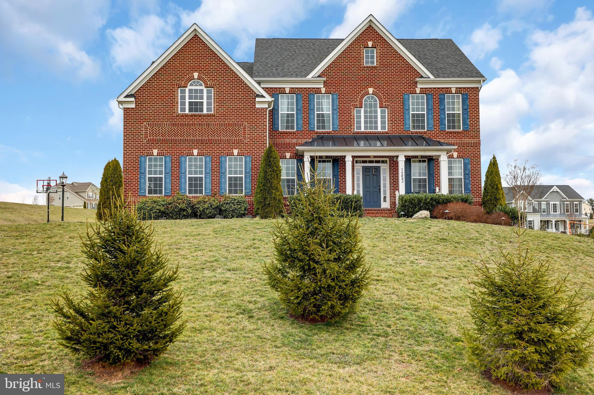 1253 CAMBRIA ROAD, WESTMINSTER, MD 21157