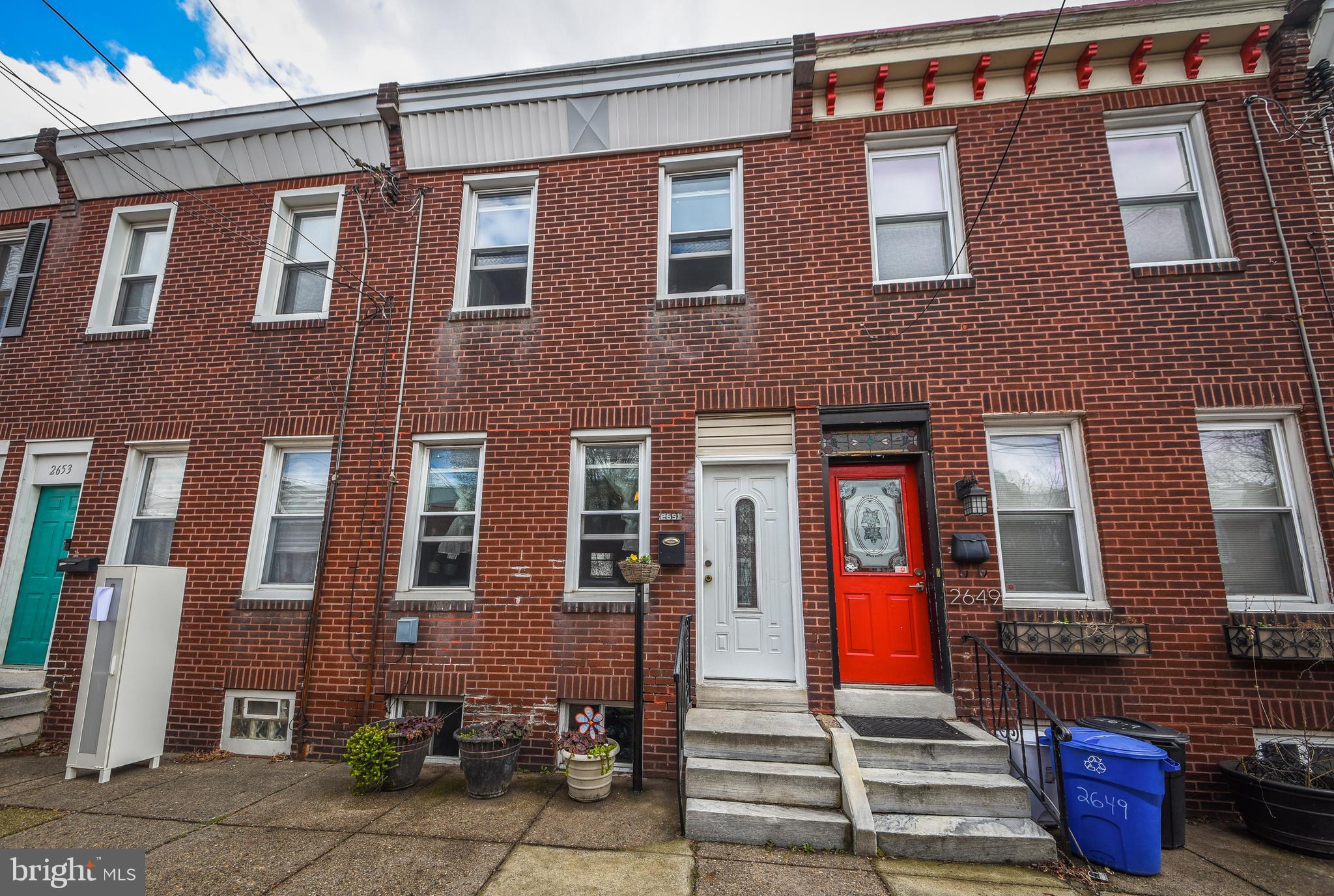 2651 Tulip Street, Philadelphia, PA 19125