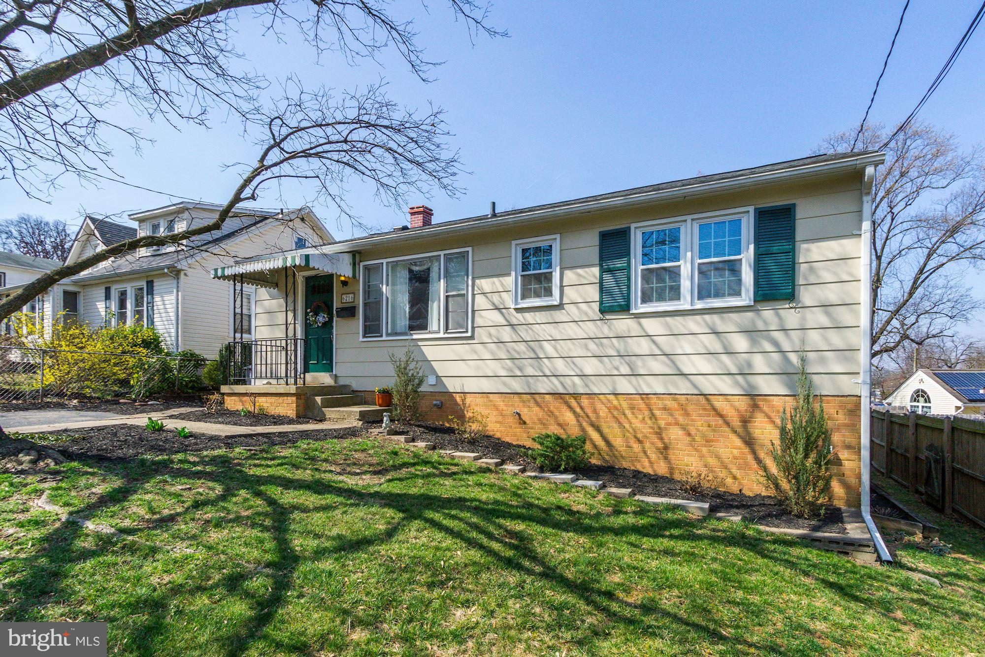 6216 60TH PLACE, RIVERDALE, MD 20737