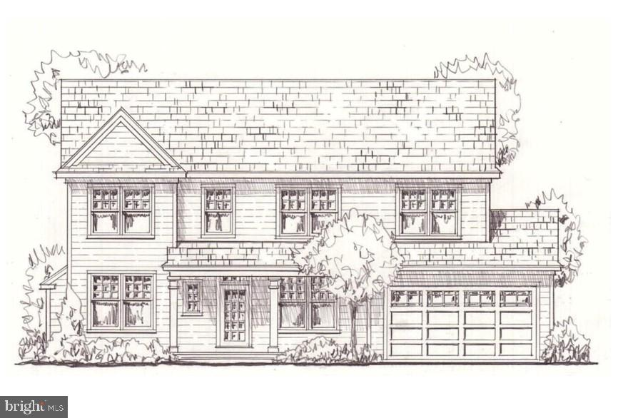 Build your dream home with local, award-winning Renehan Building Group! There is still time for final touches on this half-acre lot at the end of a cul-de-sac, just outside of Malvern Borough.  As shown in the photos, this three bedroom, two and one half bathroom single family home includes a second floor office and laundry room.  Please note the garage is on the right side of the house, contrary to the exterior rendering shown (floor plans are accurate).  There is an attached two car garage and options to include a fireplace and/ or rear deck.  Make an appointment to come see the beautiful lot and turn this spec house into your own customized dream home!  Just a few minutes from downtown Malvern.