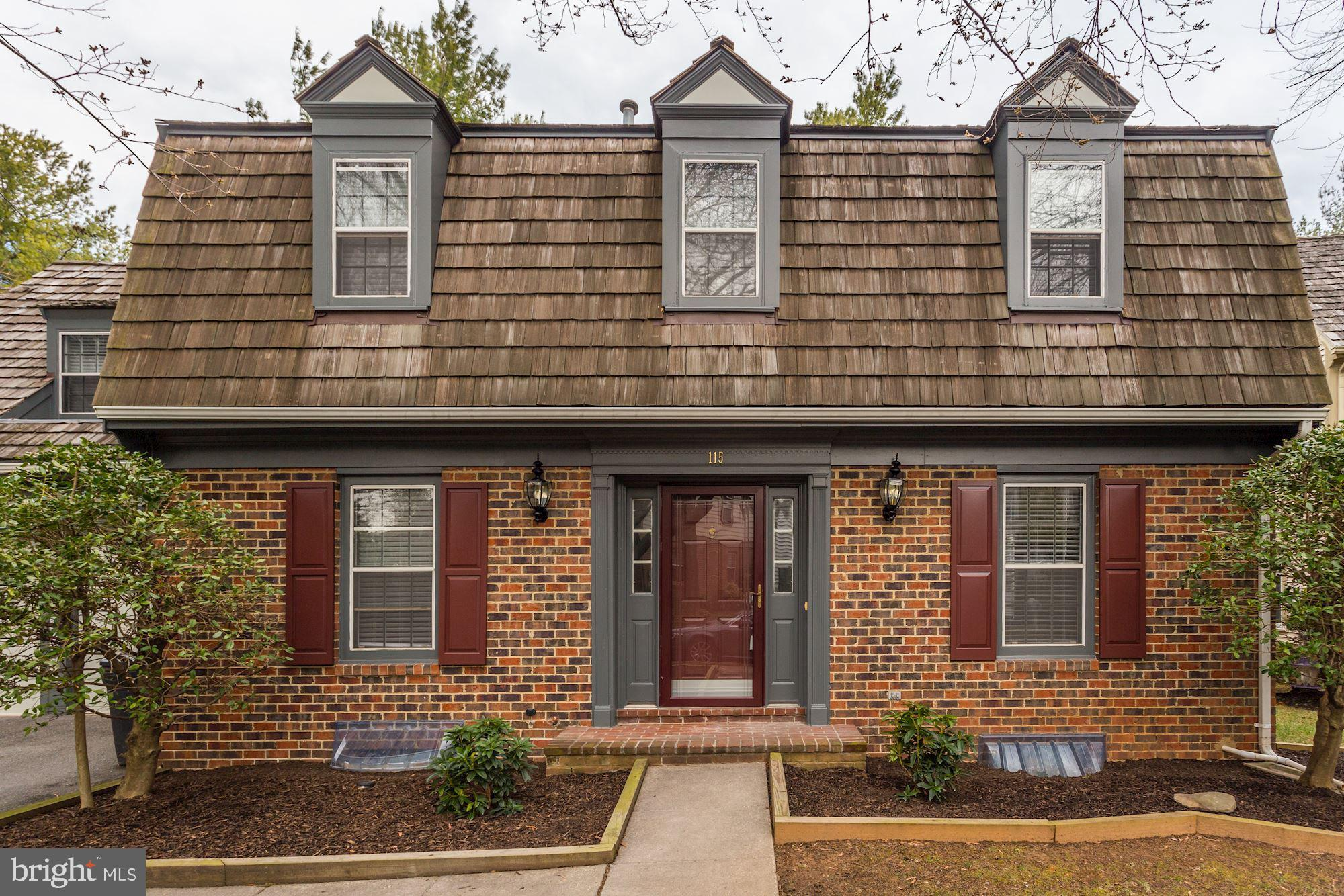 115 BILLINGSGATE LANE, GAITHERSBURG, MD 20877