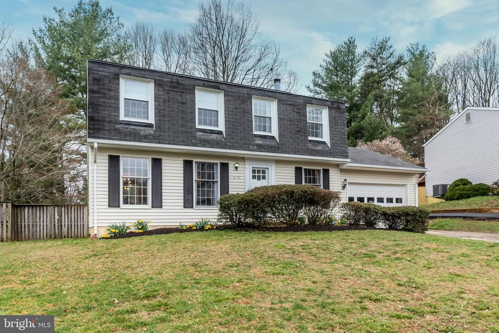 6128  MANTLE ROAD, Burke, Virginia