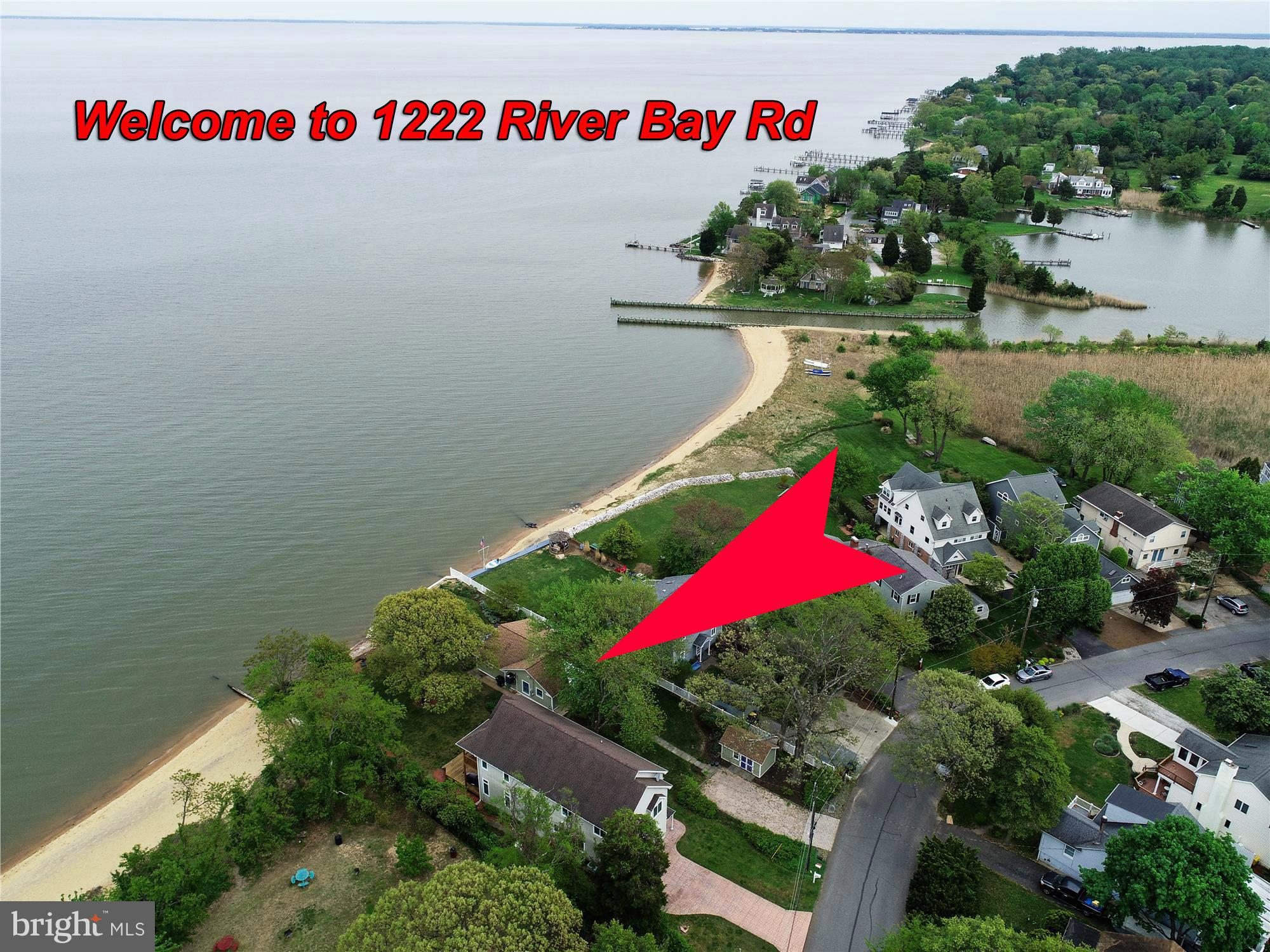 1222 RIVER BAY ROAD, ANNAPOLIS, MD 21409