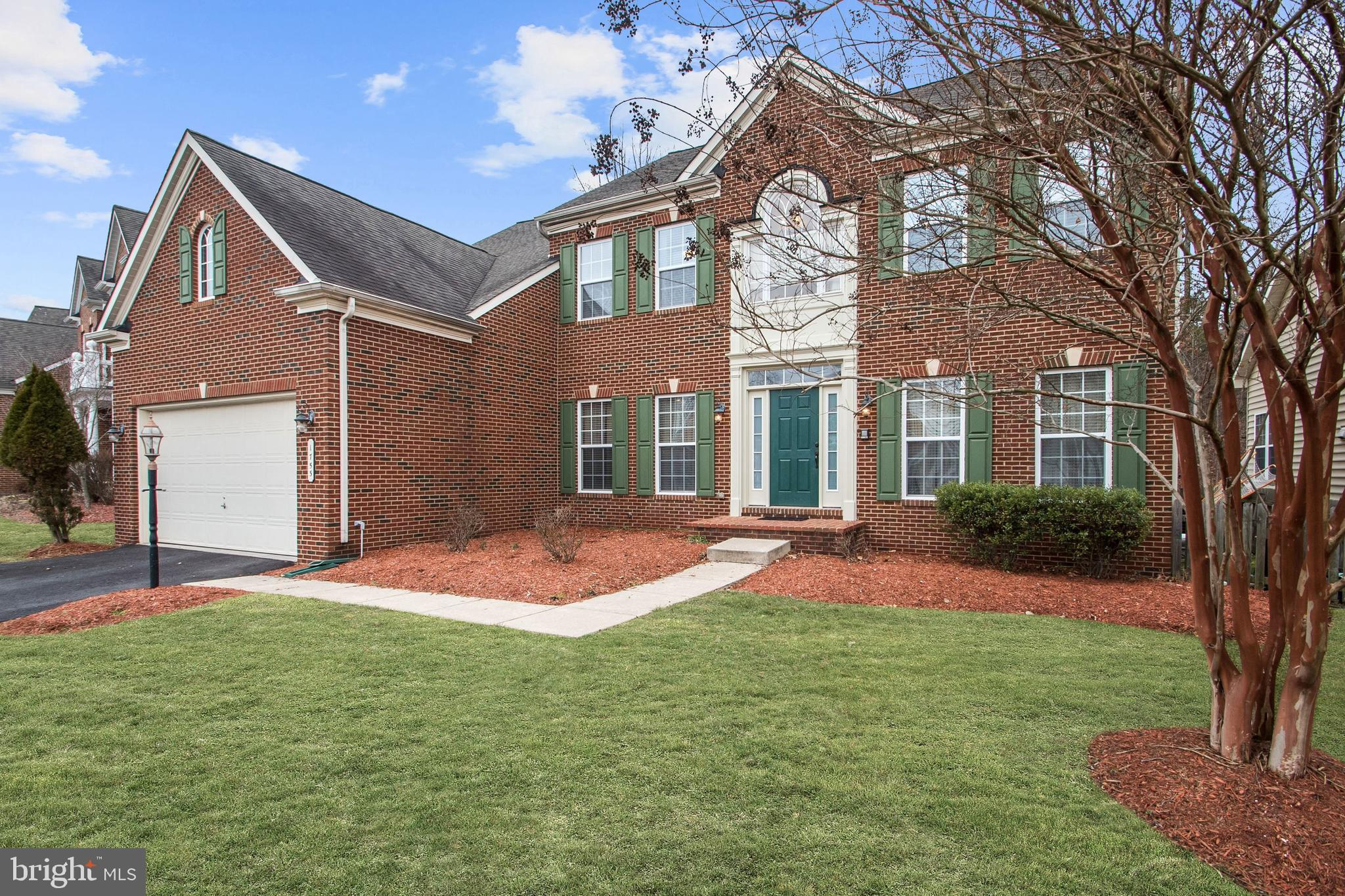 1753 ALLERFORD DRIVE, HANOVER, MD 21076