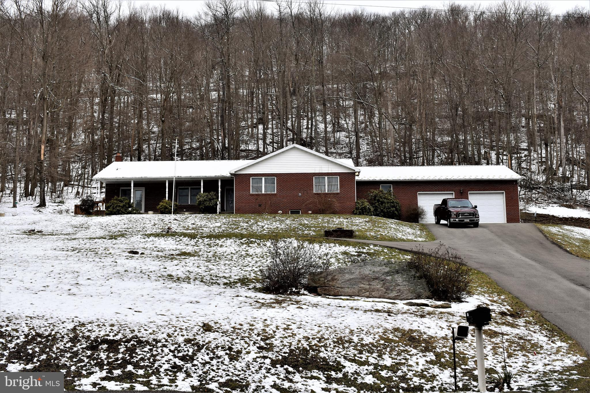467 & 469 NEW GERMANY ROAD, SWANTON, MD 21561