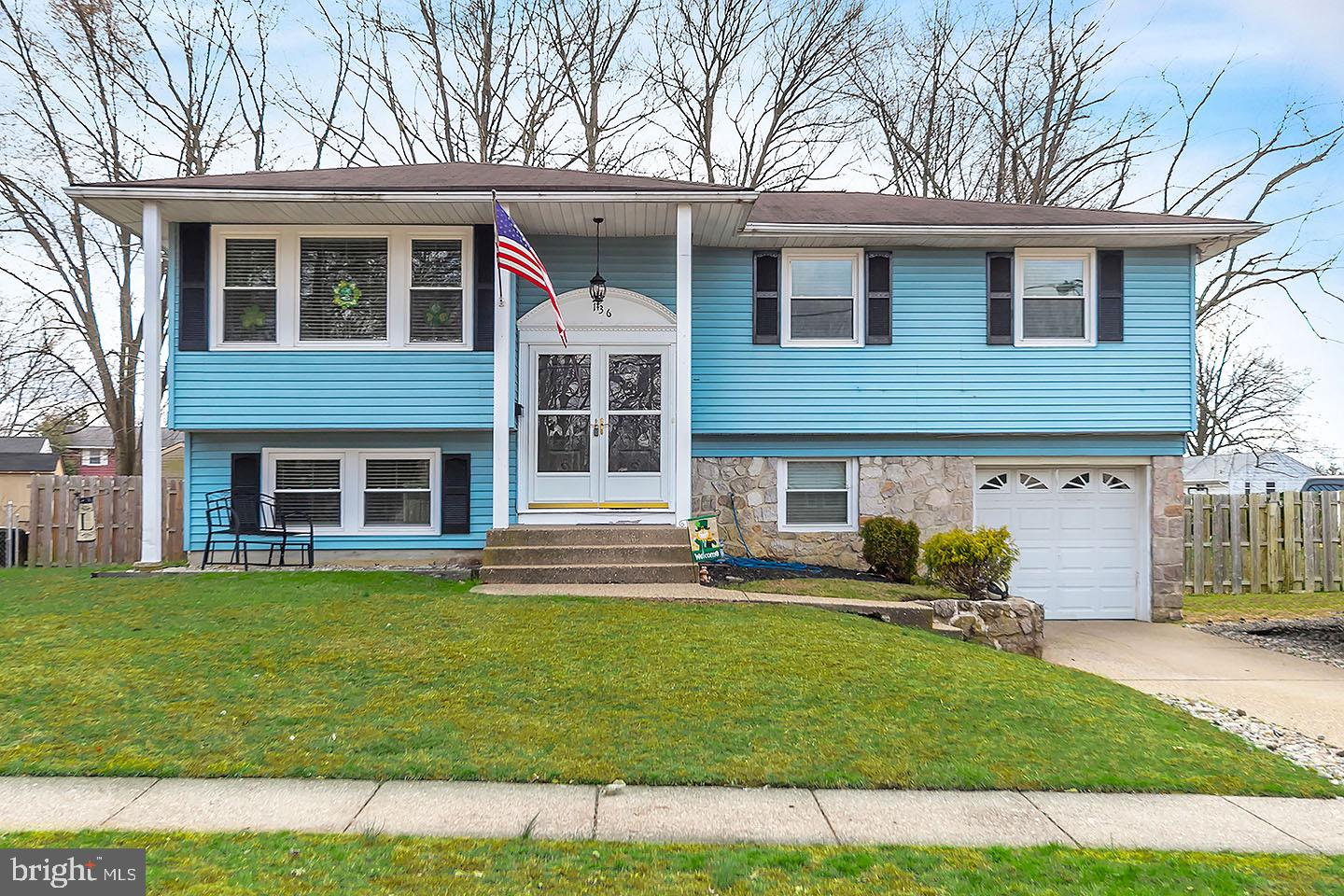136 CENTRAL COURT, WOODBURY HEIGHTS, NJ 08097