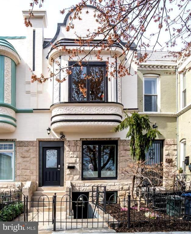 Let me introduce you to Beautiful meets Smart @ 618 9th ST NE.                                                               https://www.rlahre.com/listing/618-9th-street-ne                                             Behind the intricate facade restored to it's original beauty, this circa 1900's gem offers 3 fully renovated floors, app,2307sf of fluid space with 4 bedrooms, 3.5 baths +patio. The main floor flows effortlessly from gourmet kitchen to  spaces for  entertaining, working /homework, casual or formal dining  or just lounging by the fireplace. The lower level  English Basement can be an Airbnb, for an au pair ,for visiting family and friends or again , be fluid and use it for all of the preceding and/or for  more  everyday living space when you chose !  Enhancing it's contemporary aesthetics a full tech package offering the current gold standard in SMART TECHNOLOGY and MORE . 618 's design and finishes give you the opportunity to enjoy the diversity of city living in the comfort of the wonderful home that's been on your wish list. Developed with attention to detail and craftsmanship 618 9th st  sits in the heart of coveted  Capital Hill, A  neighborhood with a  sense of history, pride and community. A dreamy neighborhood if you're a walker . Just 0.6.mi to Union Station(or hop on the H St Trolley), or depending on your mood you can capture H St streets cool vibe or head on over to Eastern Market to enjoy the long established ,much loved vendors there. The  home is 0.3 miles to Whole Foods /Giant Grocery Stores. For park time Stanton and Lincoln Parks are just a short walk . Even better, everyone can enjoy the fields/ tennis and basketball courts or the kids playground part of the Sherwood Recreation Center just  across the street .  The 9th Street neighbors are a micro - community and will welcome you warmly ! Far  too many details to list here of this cut above the rest property, please contact me , Ellen Klein @ 202-271-1233 /ellensklein@gmail.com & DON'