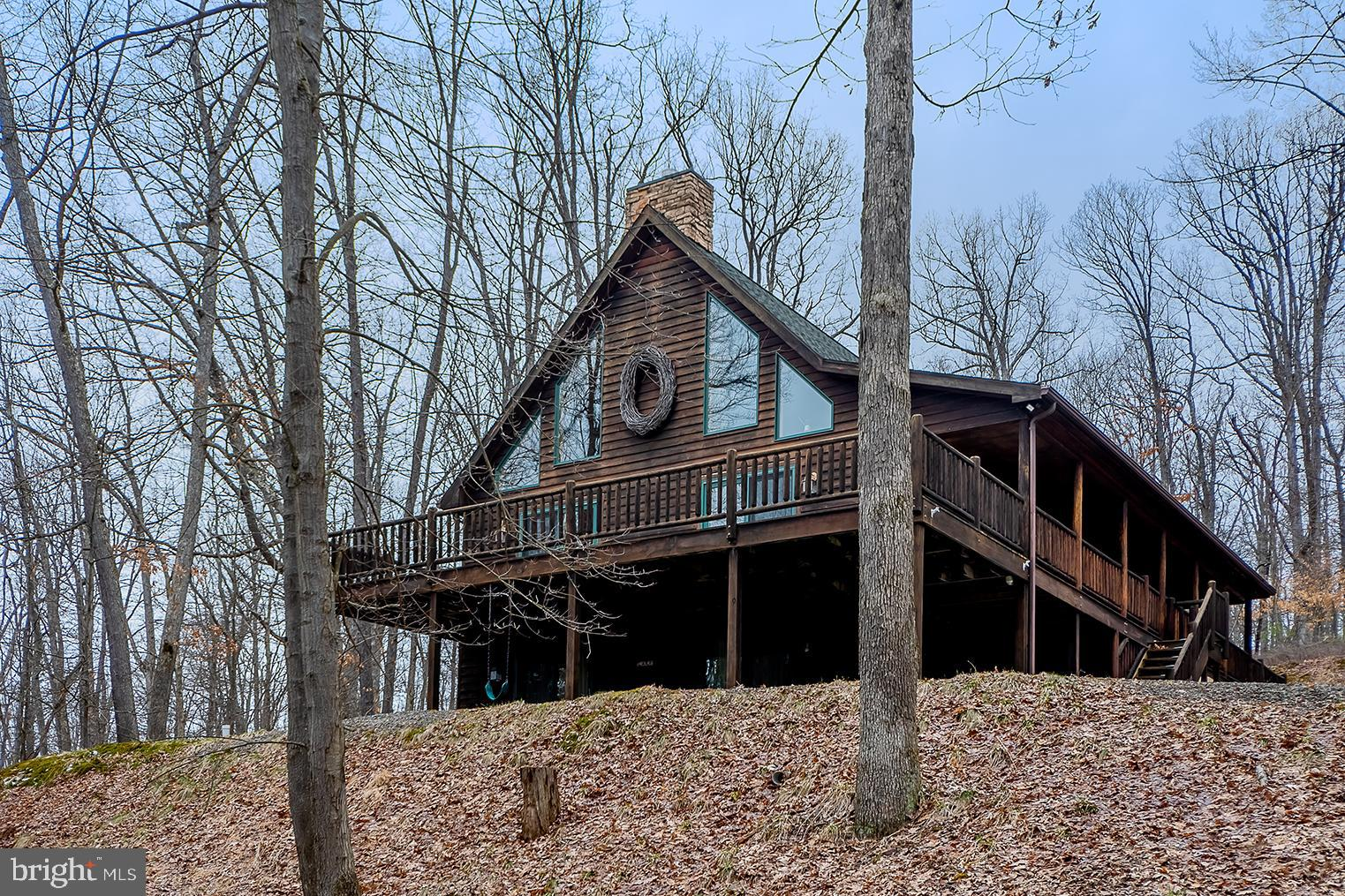 588 BENCH ROAD, SWANTON, MD 21561