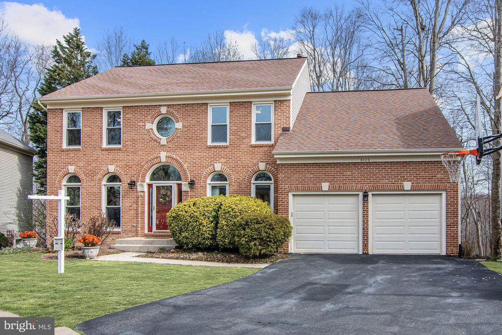 8106  DEERCREEK PLACE, West Springfield, Virginia