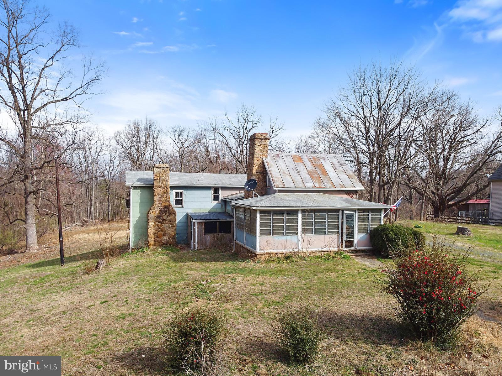 3574 COBBLER MOUNTAIN ROAD, DELAPLANE, VA 20144