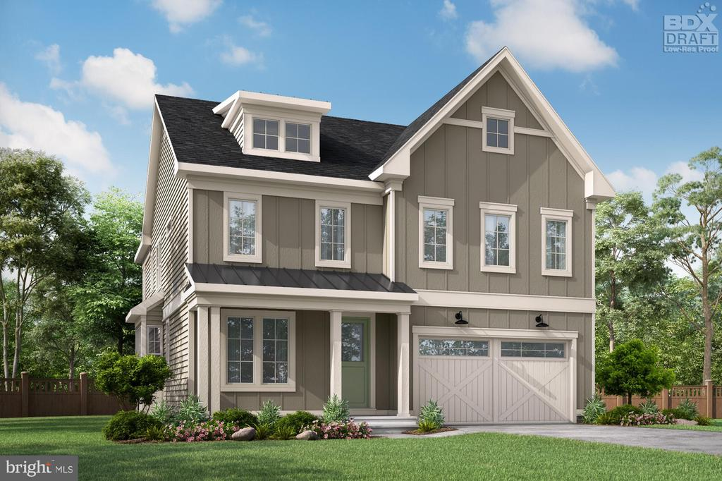 9700 Parkland Meadow Ln #Lot 1, Vienna, VA 22181