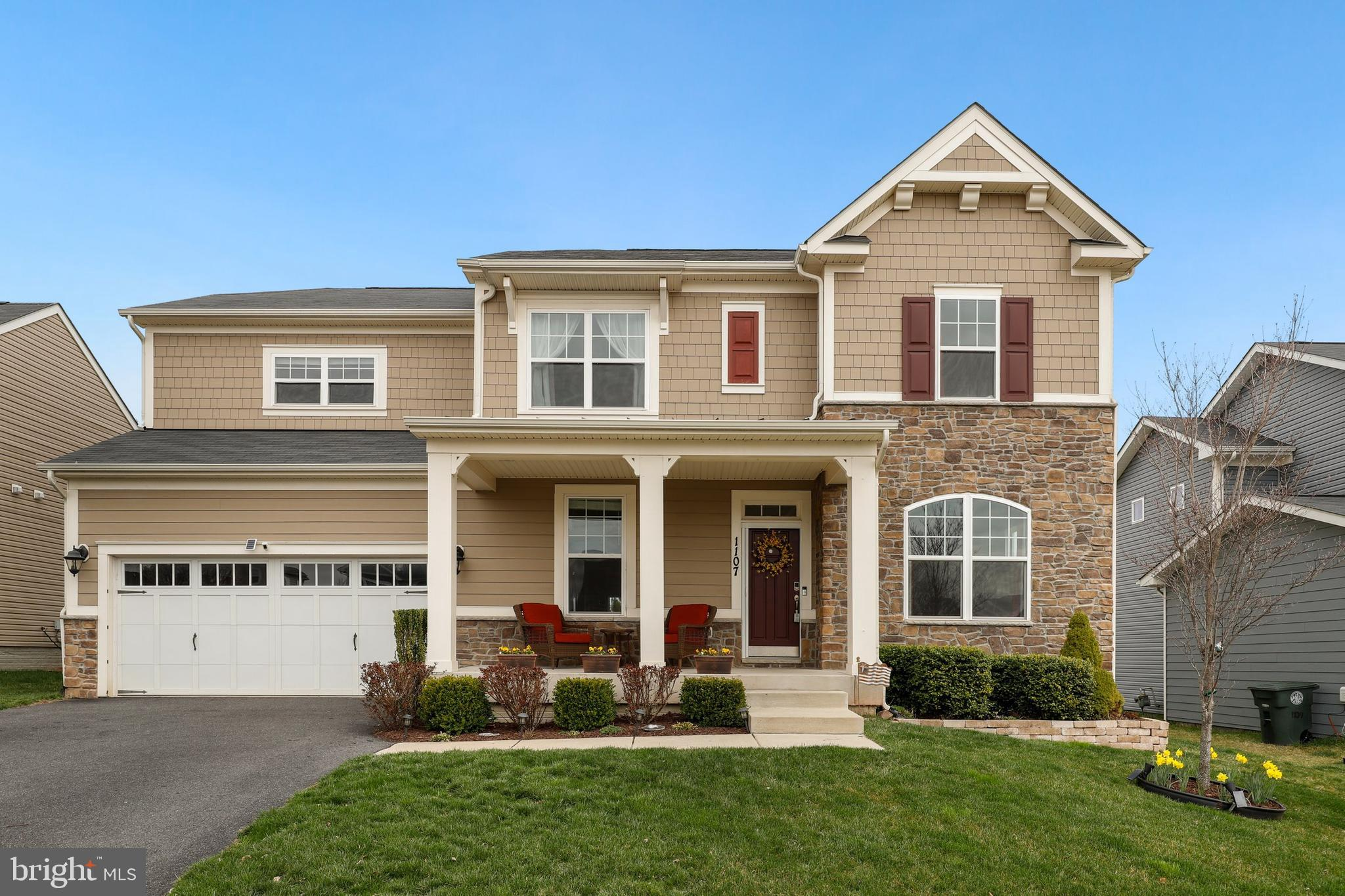 1107 WILCOX COURT, FREDERICK, MD 21702