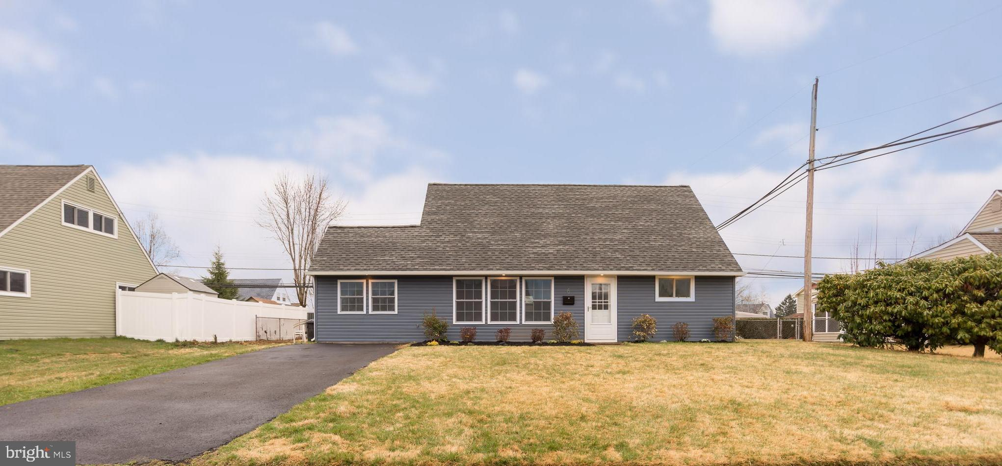 6 HEARTH ROAD, LEVITTOWN, PA 19056