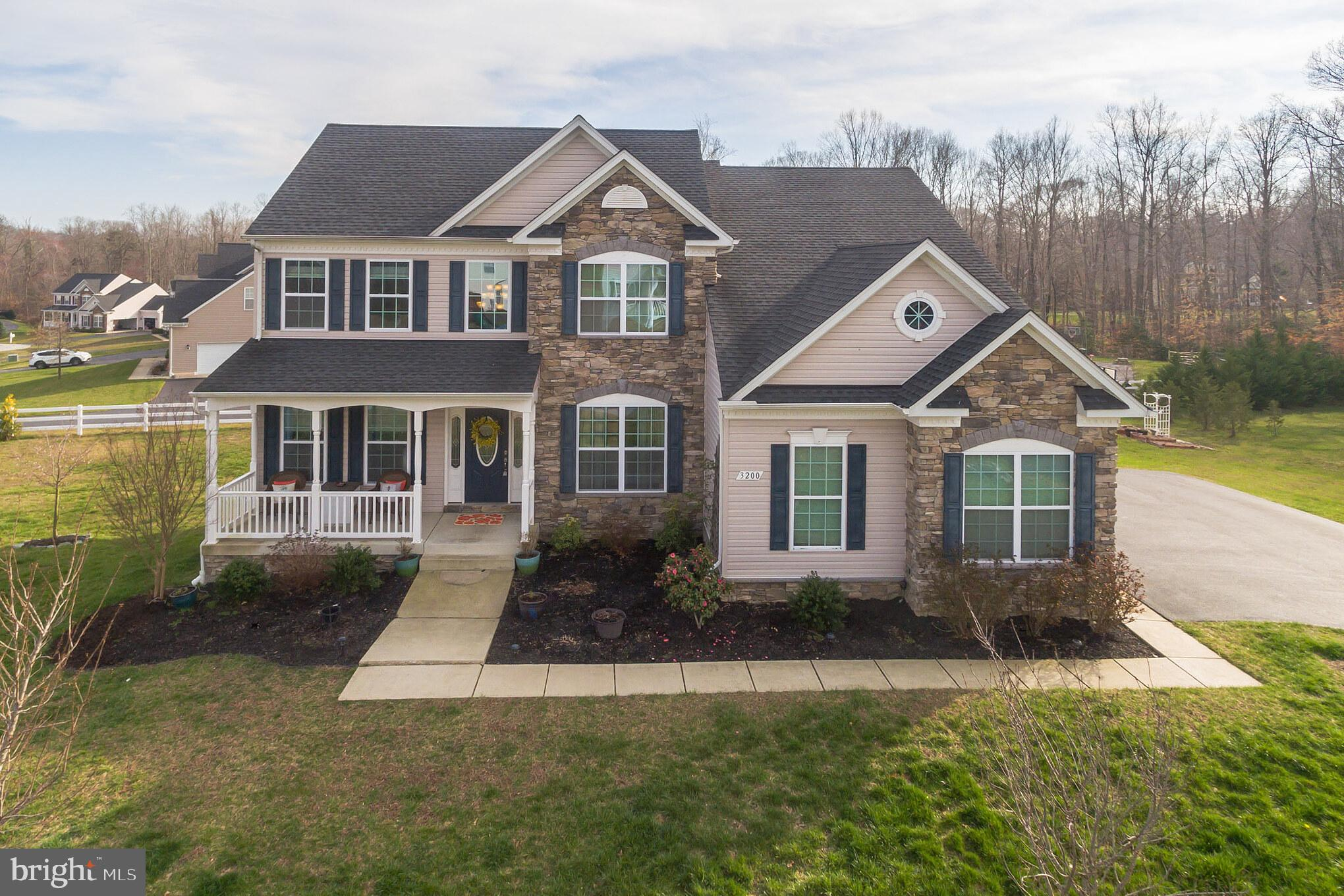 3200 SABER ROAD, HUNTINGTOWN, MD 20639