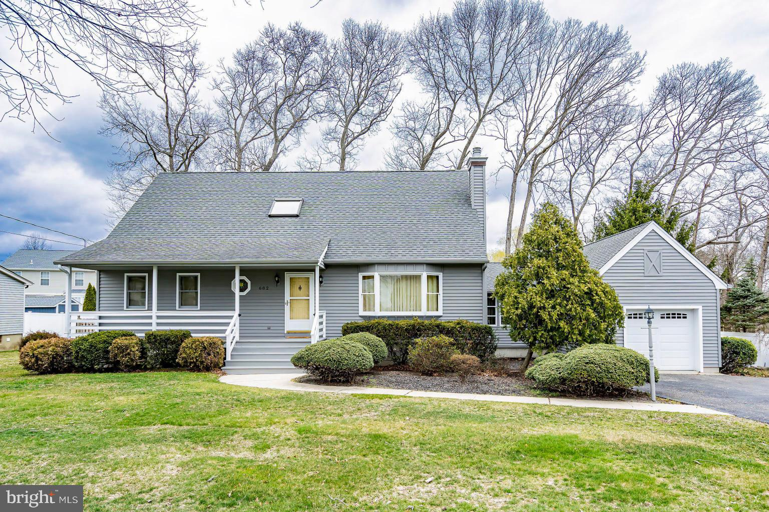 682 LONGVIEW DRIVE, TOMS RIVER, NJ 08753