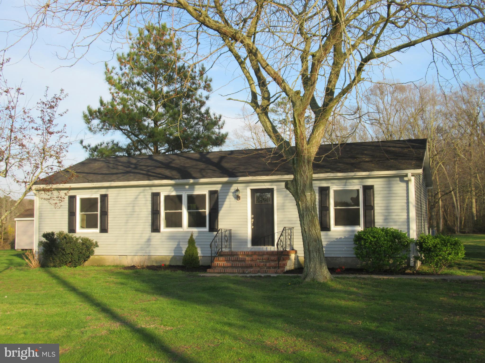 6023 CHARLES CANNON ROAD, MARION STATION, MD 21838