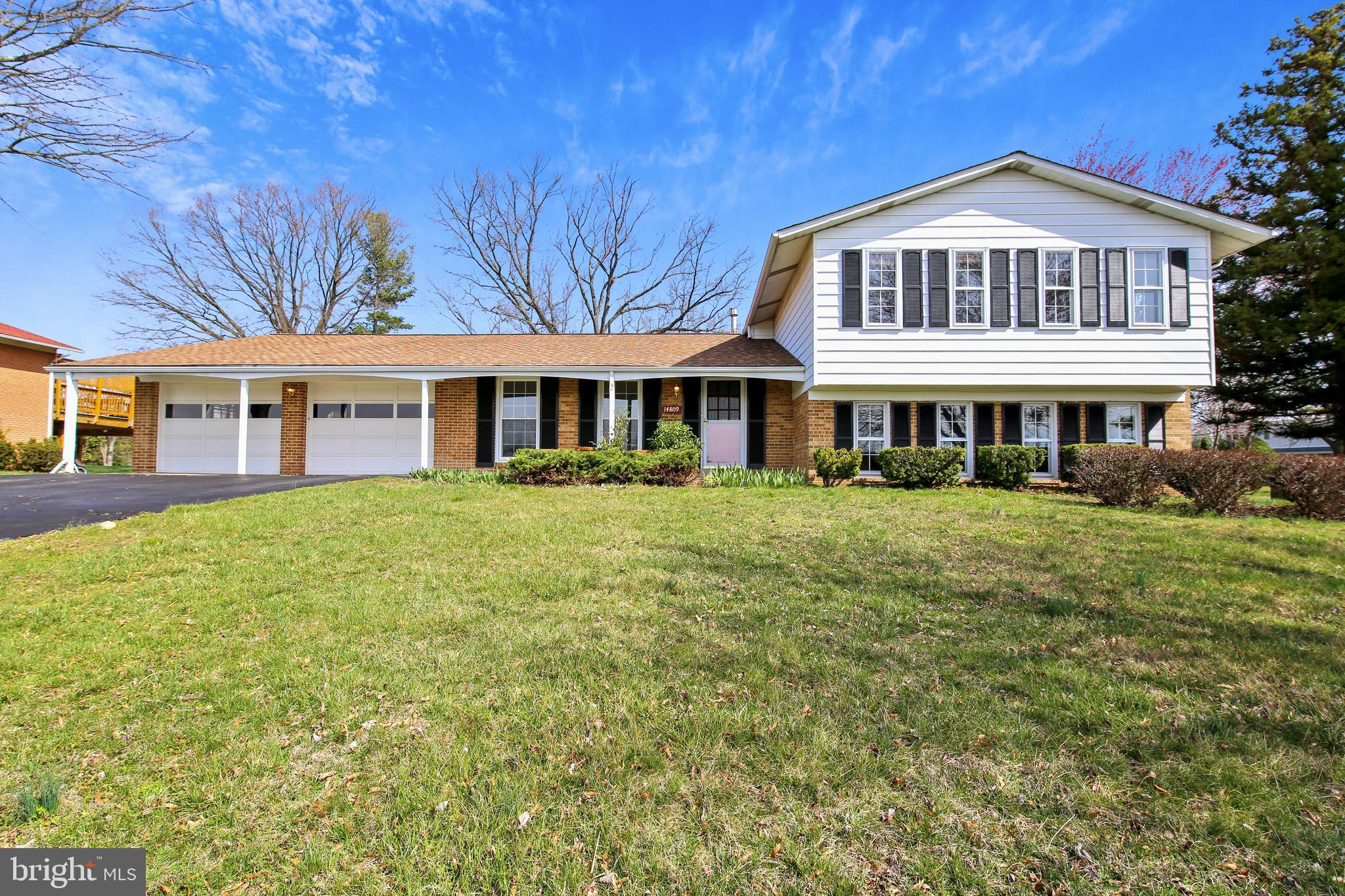 14809 PERRYWOOD DRIVE, BURTONSVILLE, MD 20866