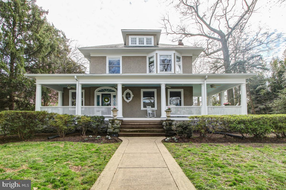 2 E Melrose Street, Chevy Chase, MD 20815