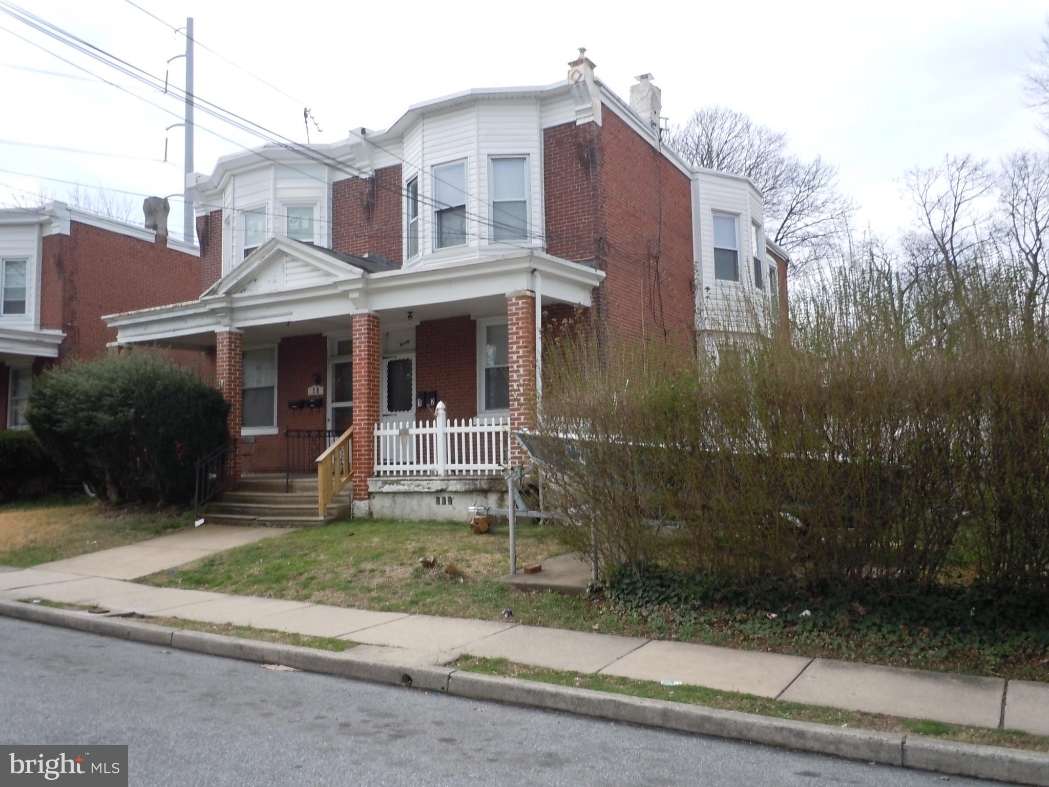 20 Cherry Street, Darby, PA 19023