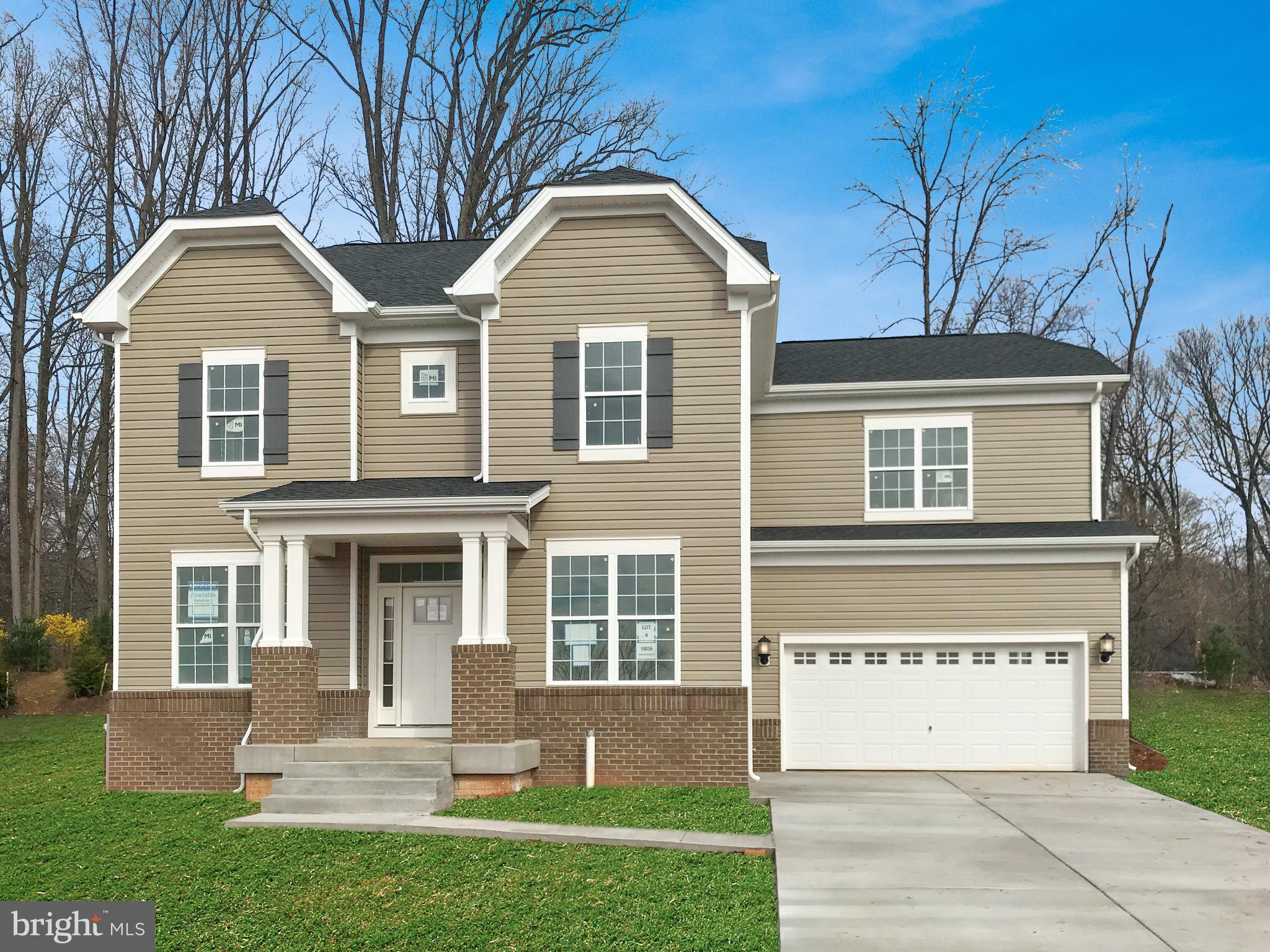 9806 PERRYLAND, PERRY HALL, MD 21128