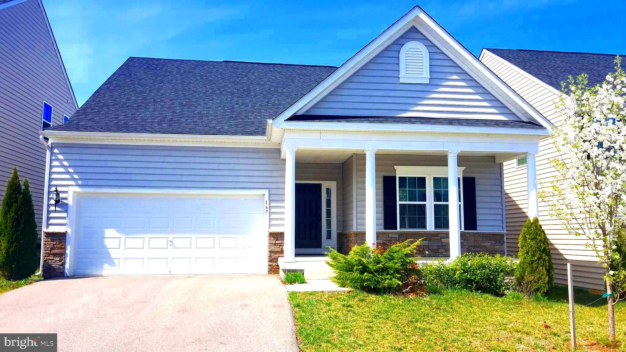 167 TOLLERTON TRAIL, FALLING WATERS, WV 25419