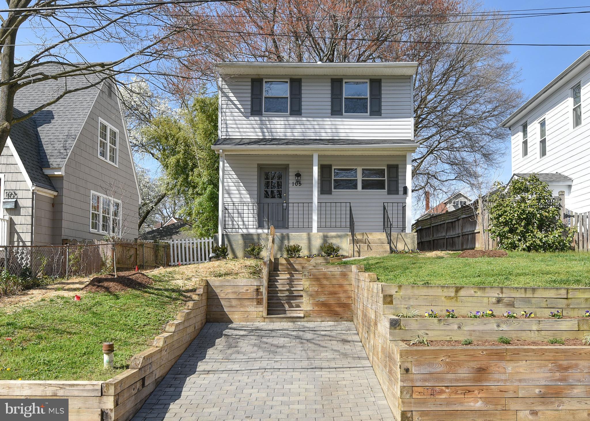105 N Woodlawn Avenue, Annapolis, MD 21401