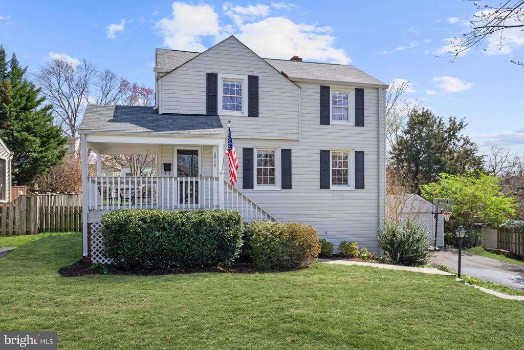 Falls Church Homes for Sale -  Farm,  2915  CHERRY STREET