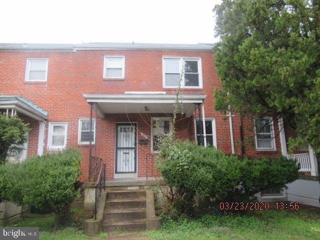 3328 DOLFIELD AVENUE, BALTIMORE, Maryland 21215, 3 Bedrooms Bedrooms, ,2 BathroomsBathrooms,Residential,For Sale,DOLFIELD,MDBA505270