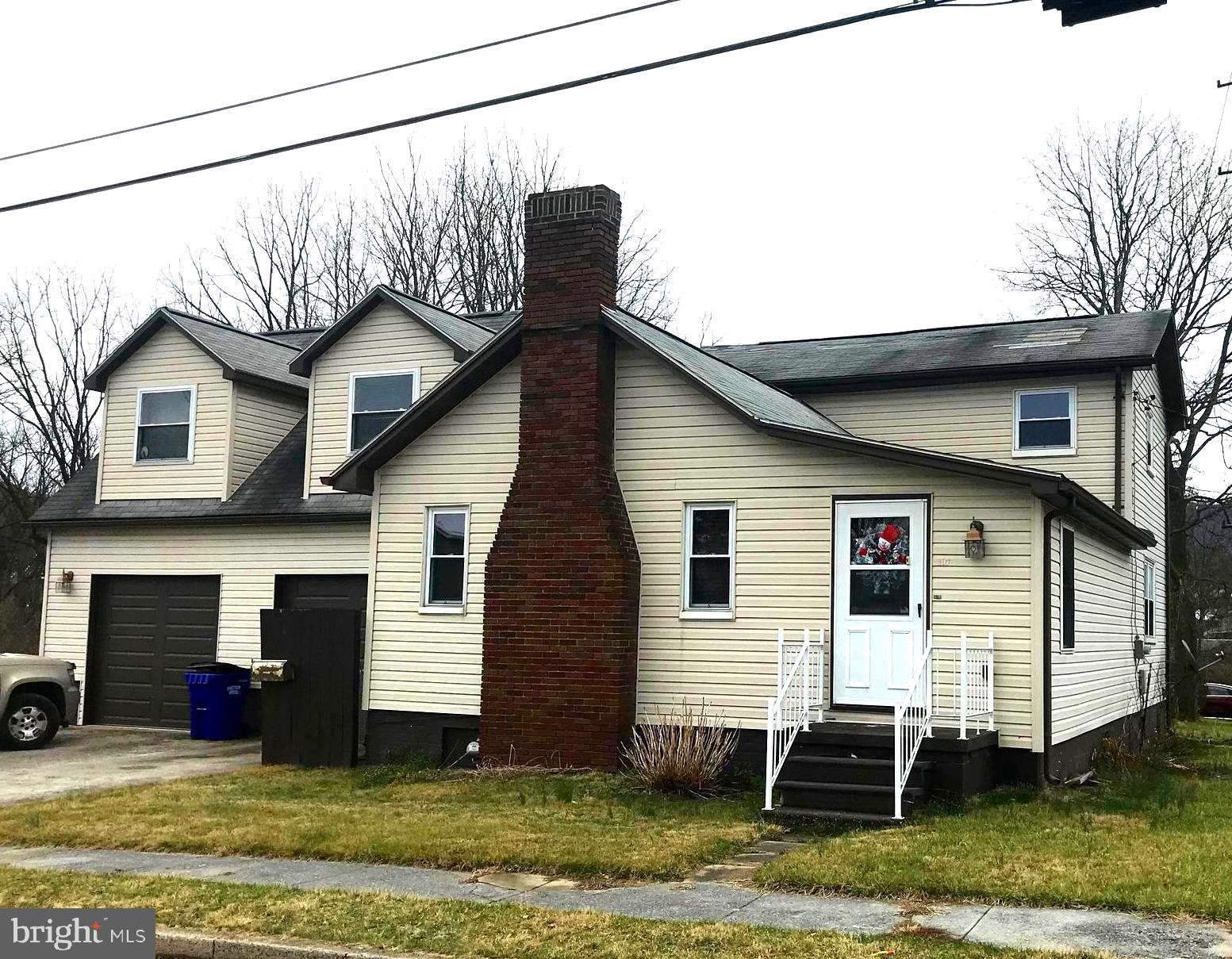 107 DAVIDSON STREET, BEDFORD, PA 15522