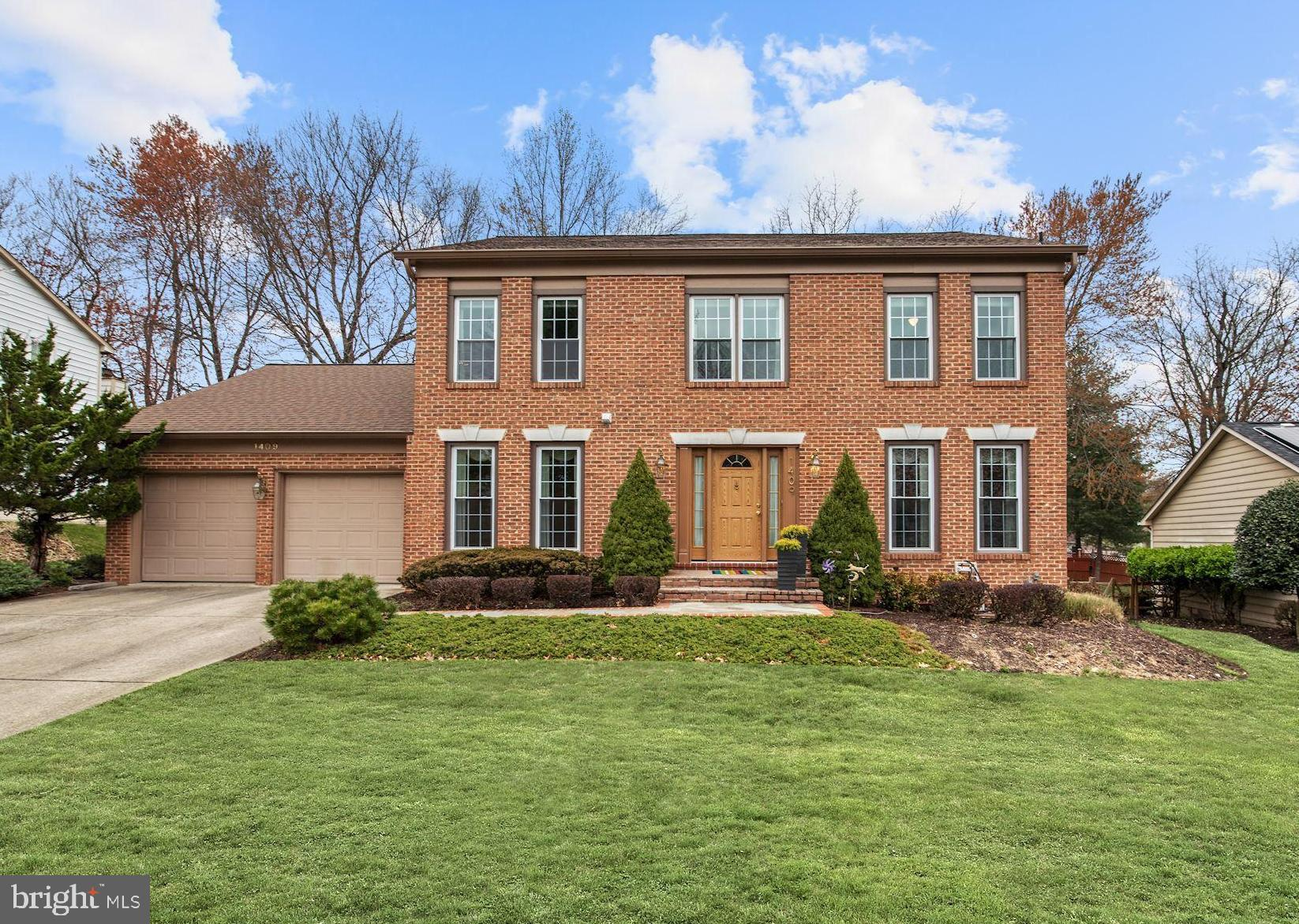 1409 SQUAW HILL LANE, SILVER SPRING, MD 20906