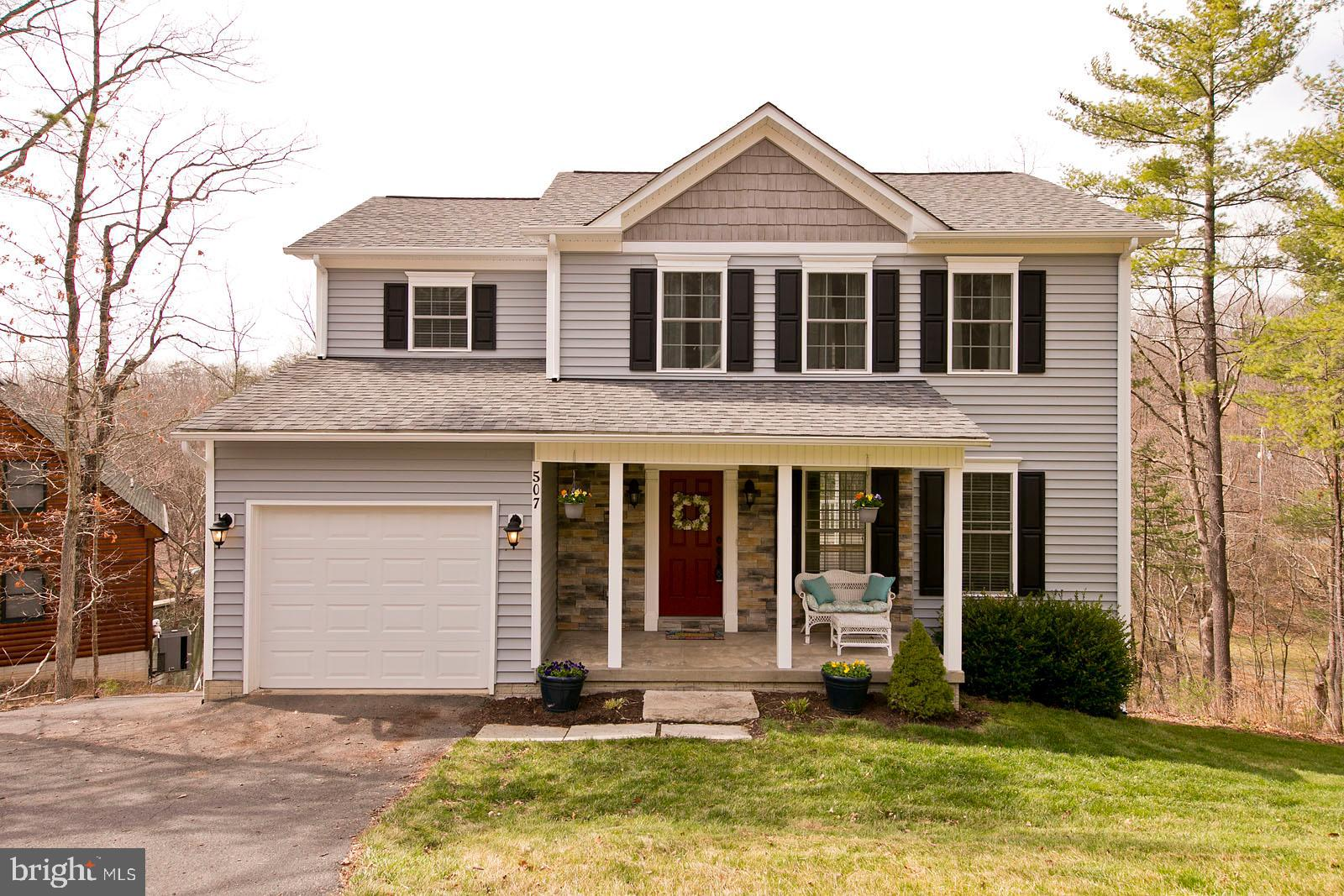 507 LAKEVIEW DRIVE, CROSS JUNCTION, VA 22625