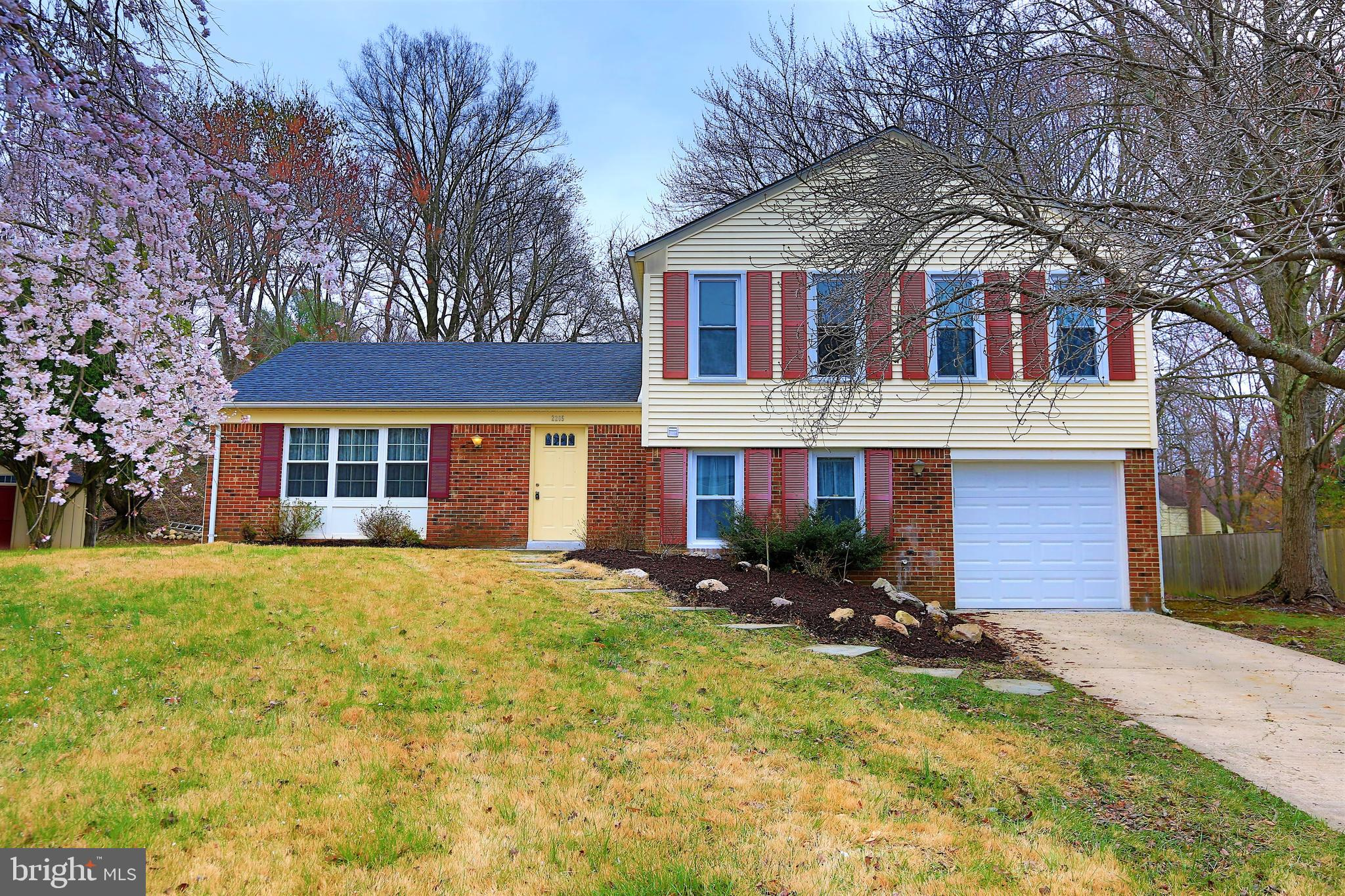 2205 COUNTRYSIDE DRIVE, SILVER SPRING, MD 20905