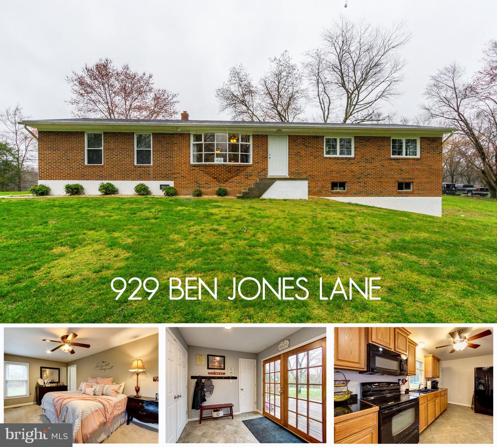 929 BEN JONES LANE, LOTHIAN, MD 20711