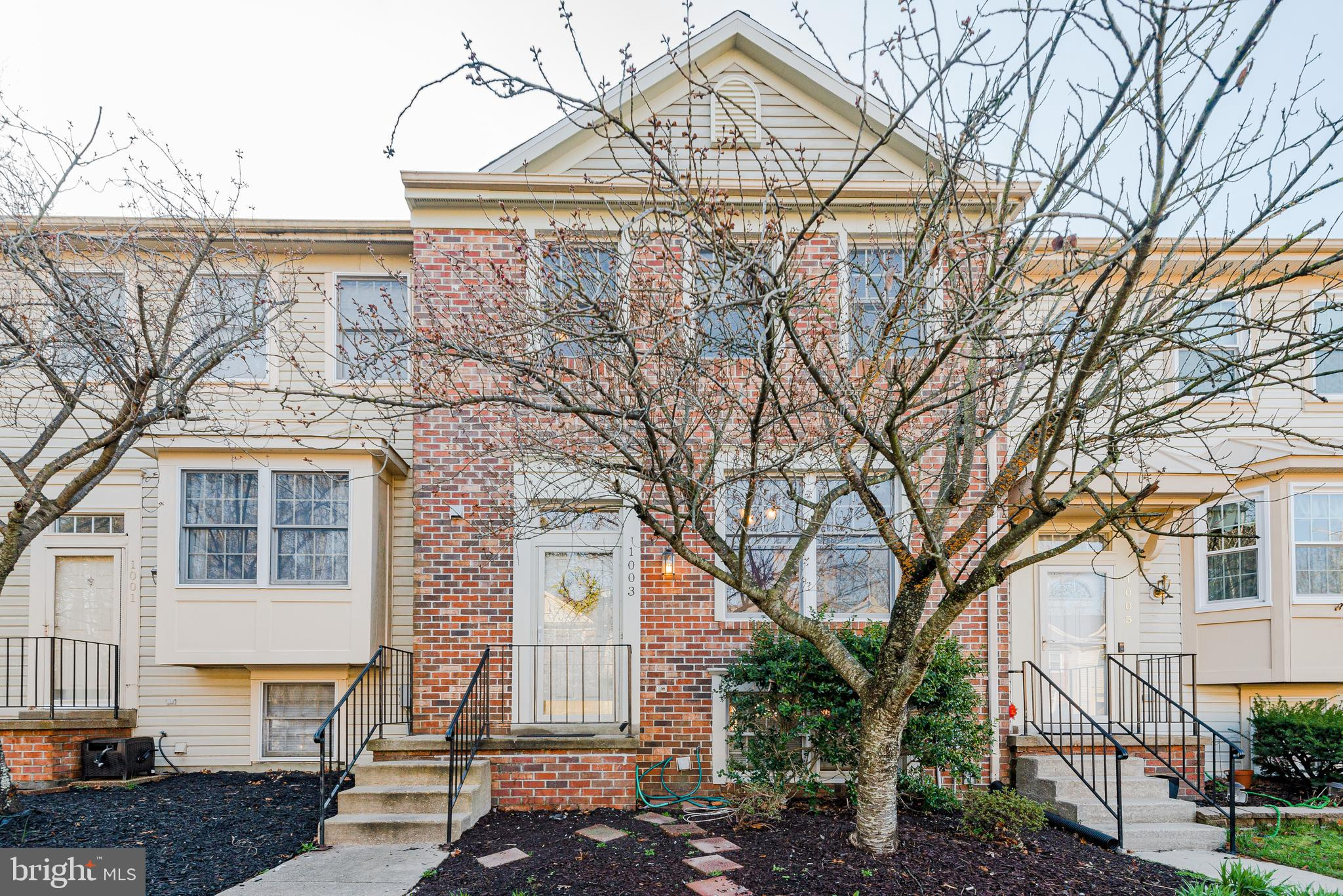 1003 CHESTNUT HAVEN COURT, CHESTNUT HILL COVE, MD 21226