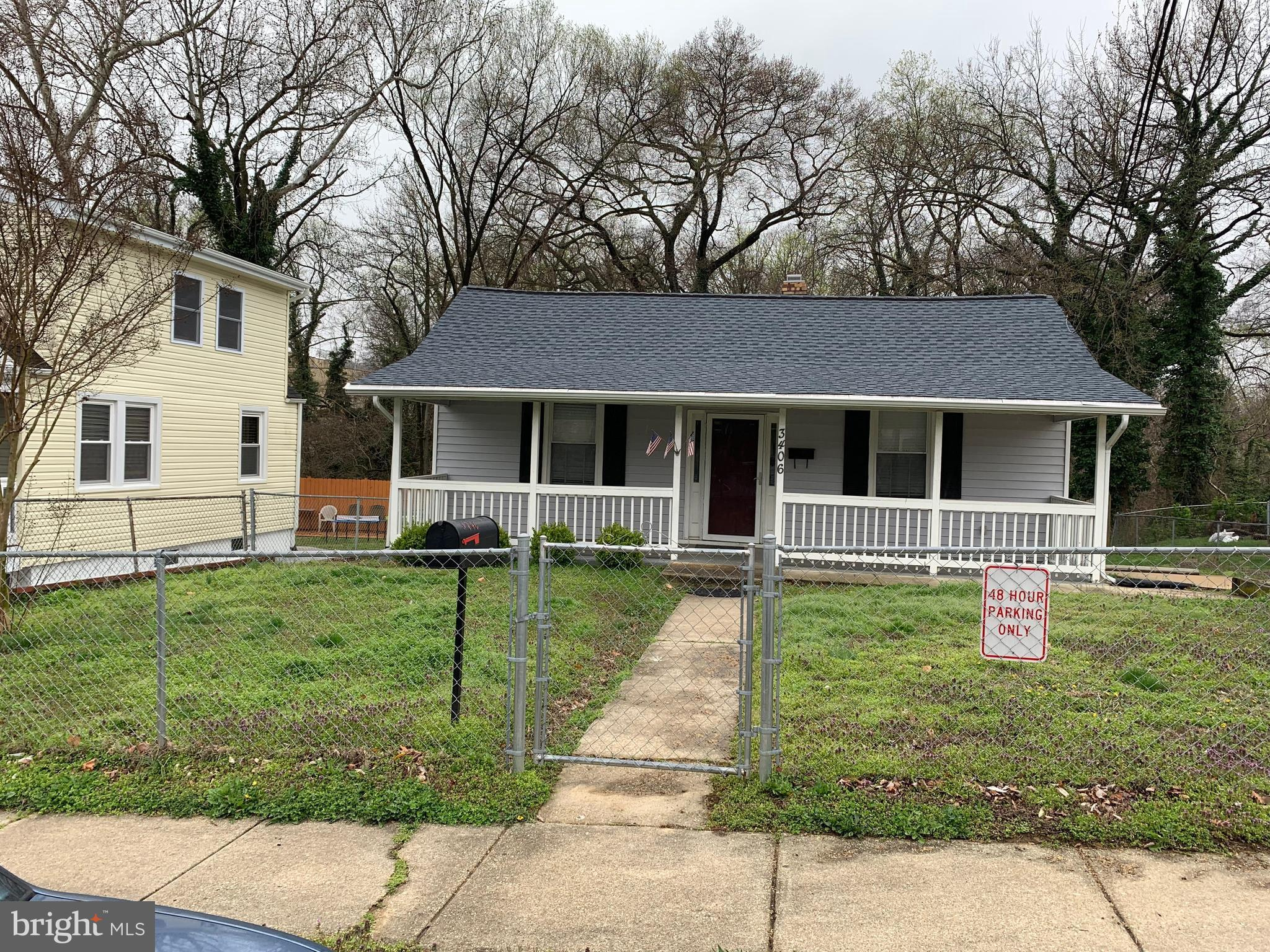 3406 39TH AVENUE, BRENTWOOD, MD 20722