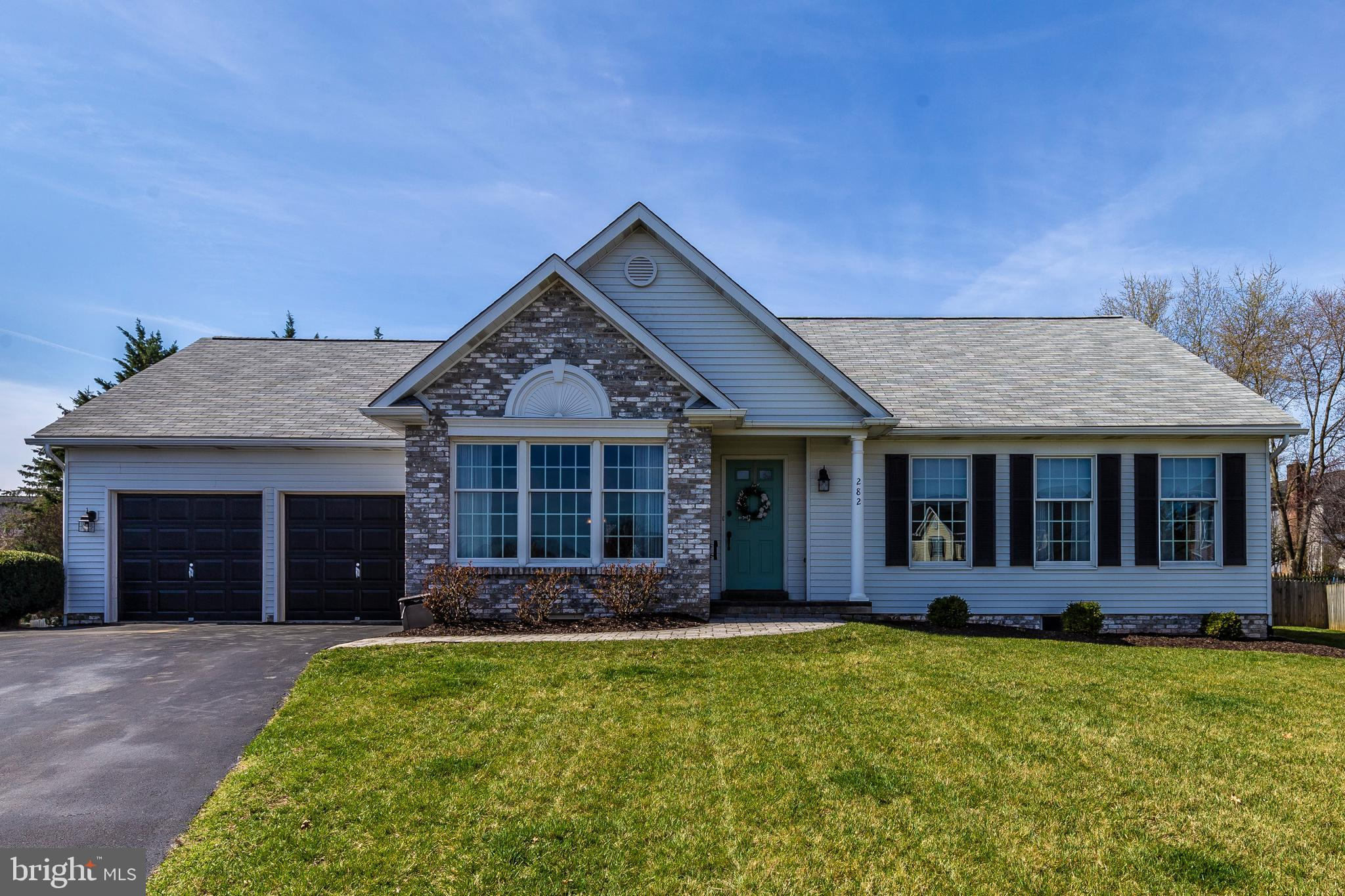 282 KENWOOD PLACE, WALKERSVILLE, MD 21793