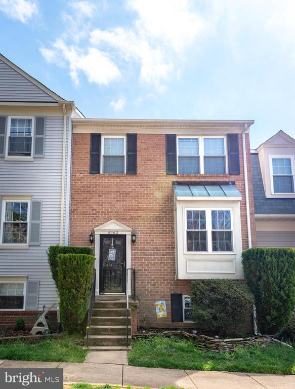 One of West Springfield 4 Bedroom Homes for Sale at 6163  FOREST CREEK LANE