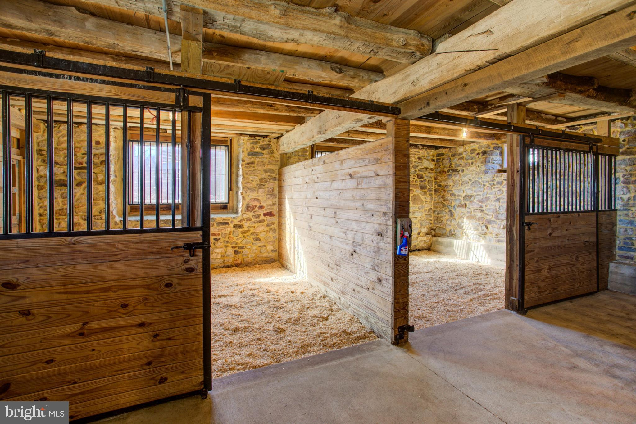 Horse Stall- Stable Area