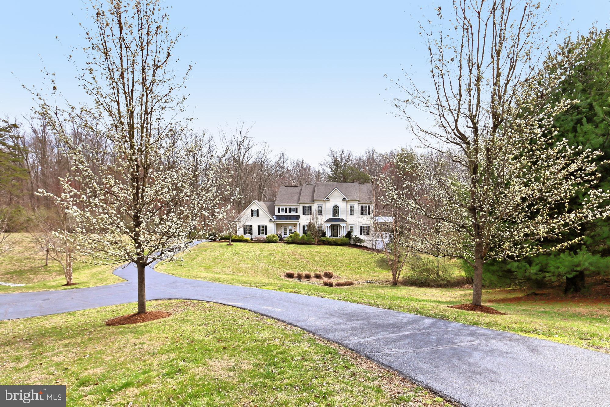 12409 OLD YATES FORD ROAD, CLIFTON, VA 20124