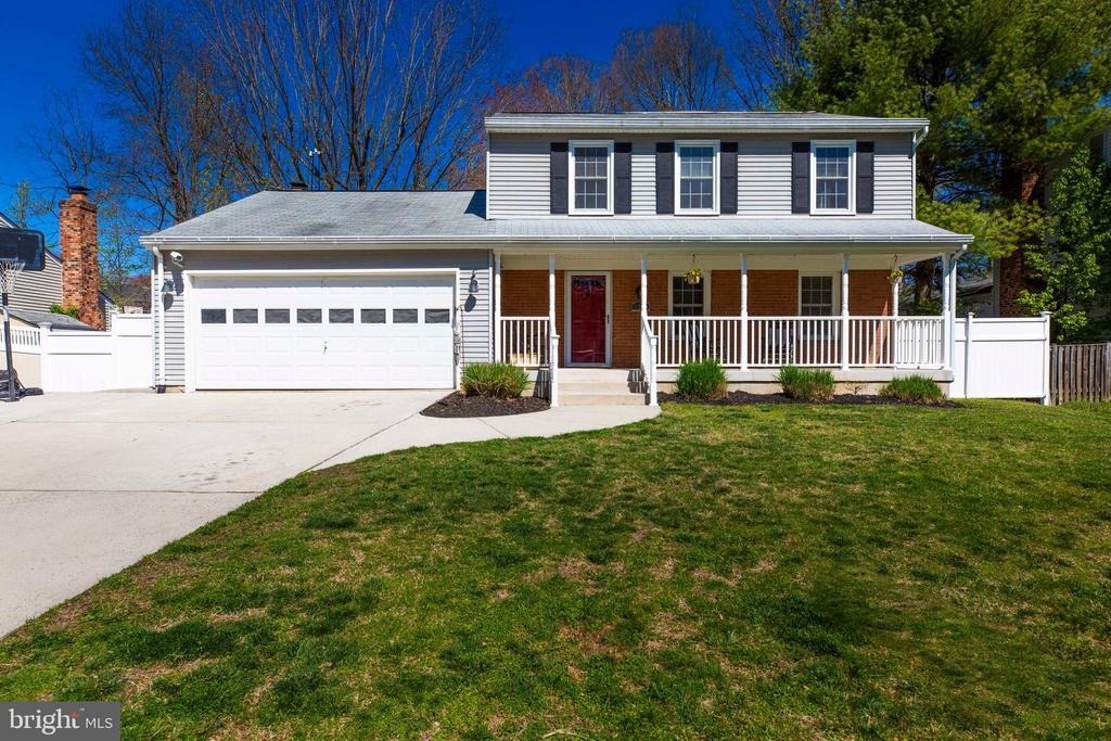 7522  CAMP ALGER AVENUE, Falls Church, Virginia