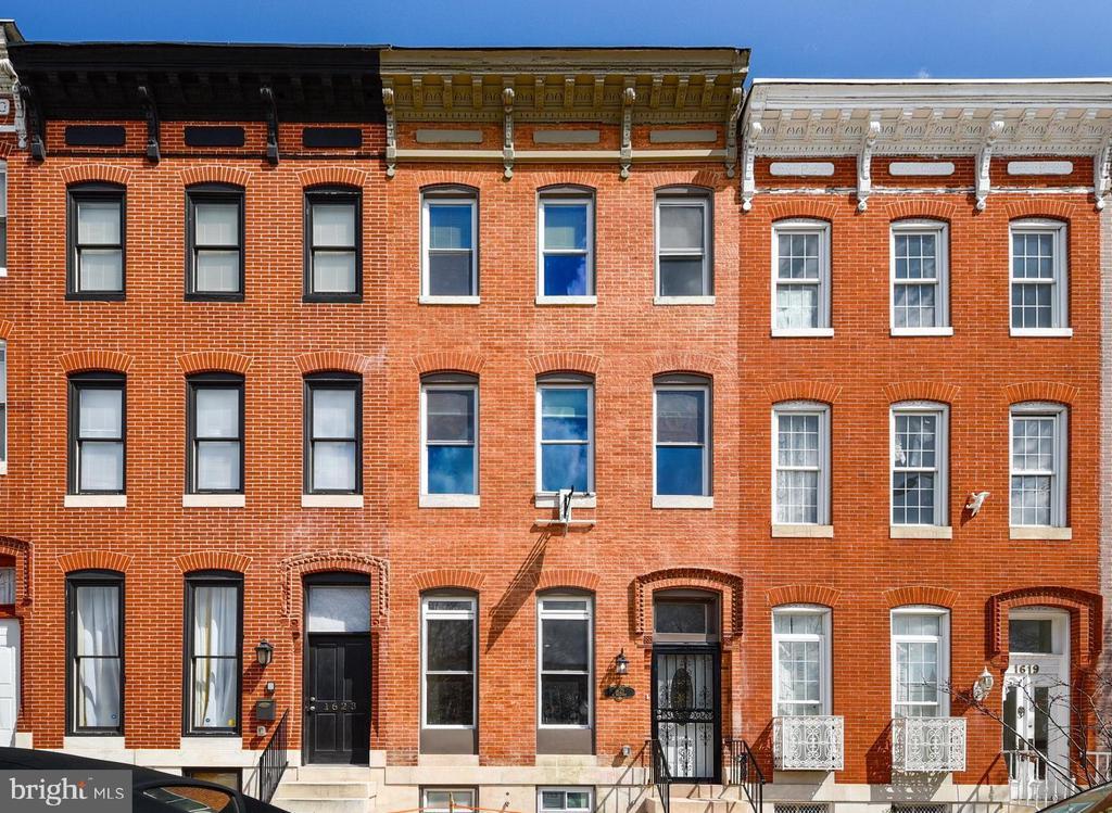 1621 BROADWAY, BALTIMORE, Maryland 21213, 4 Bedrooms Bedrooms, ,4 BathroomsBathrooms,Residential,For Sale,BROADWAY,MDBA502492